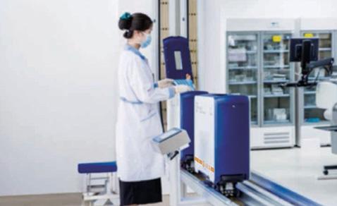 现代医院智慧物流系统集成规划设计与应用
