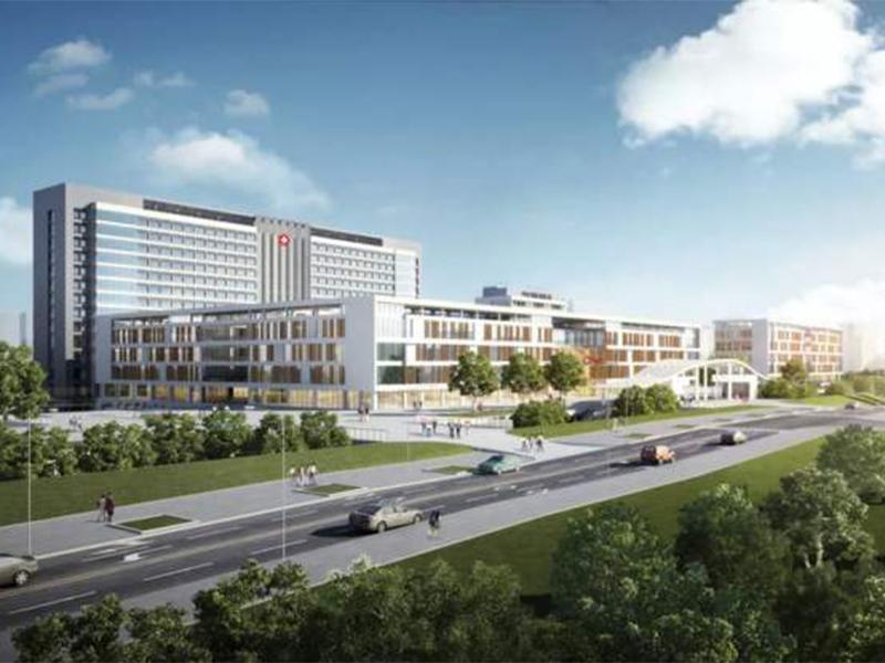 厦门大学附属第一医院海沧新院